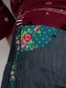 Lumpenprinzessin Jeans Recycling