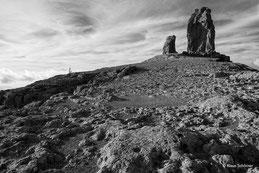 Gran Canaria, Roque Nublo. Foto: Dr. Klaus Schörner