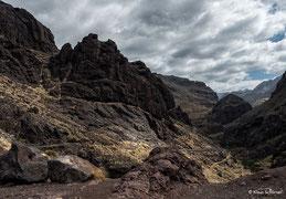 Archaische Vulkanlandschaft im Hochland von Gran Canaria. Foto: Dr. Klaus Schörner