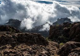 Gran Canaria, Hochplateau am Roque Nublo. Foto: Dr. Klaus Schörner