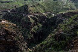 Gran Canaria, Schlucht von Valerón. Foto: Dr. Klaus Schörner
