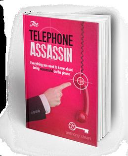 telephone assassin, sales, telephone