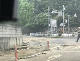 西広島バイパス近く