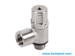 KOMPAUT Stop Valves for pneumatic cylinder, series VDBU