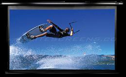 Моторизированный видео экран
