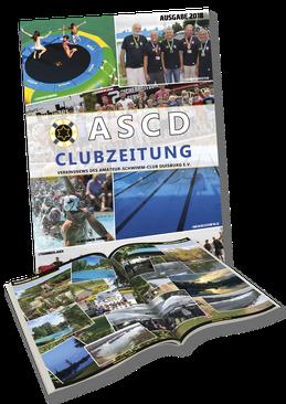 Vereinszeitung, Broschüre DIN A4, 64-seitig
