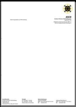 Briefpapier, DIN A4