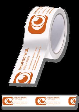 (Tesa®) Klebeband mit eigenem Logo