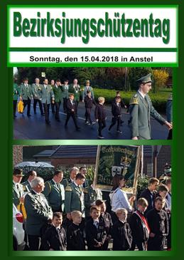 Bezirksjungschützentag 2018 Ansteln