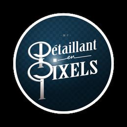 Détaillant en Pixels ® Marque déposée © Mathieu Prat