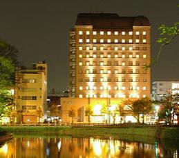 アパホテル松山城西  イエローマップ配布箇所ホテル写真画像