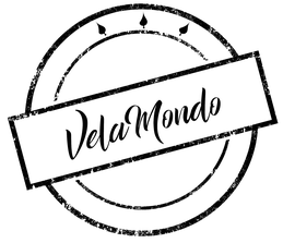 VelaMondo Logo weiss