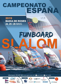 Katalonische Meisterschaften in der Bucht von Roses vom 24.-26.5.2019