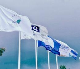 """""""Blaue Flagge 2019"""" für sauberen Strand"""