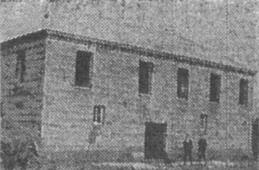 竣工当時の下本村共同選果場