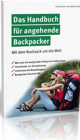 Das Handbuch für angehende Backpacker kostenloses E-Book