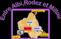 Aveyron chambres d'hôtes, hébergement Tarn Aveyron,Albi, Rodez, Millau , vacances midi pyrénées, vacances à la ferme, table d'hôtes aveyron, Tarn