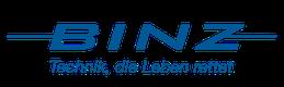 Logo Binz Ambulance- und Umwelttechniok GmbH