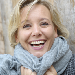 Sandra Lüpkes Lesung im Küsterhaus Varrel