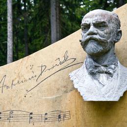 Komponistenportrait Antonin Dvorak im Küsterhaus Varrel