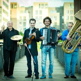 Hamburg Klezmer Band im Küsterhaus Varrel