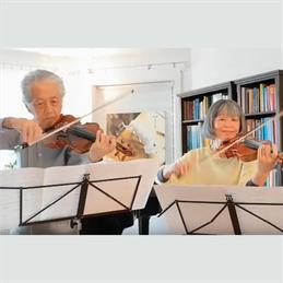 Das Yashima Duo im Küsterhaus Varrel