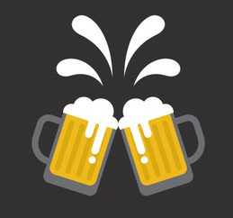 fête pensez à la bière de la brasseerie de saint genix sur guiers près de aoste et les abrets