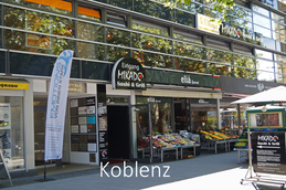 Restaurant in der Altstadt von Koblenz, Sushi Bar