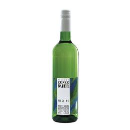 Weingut Rainer Bauer - Riesling fruchtig mild QbA