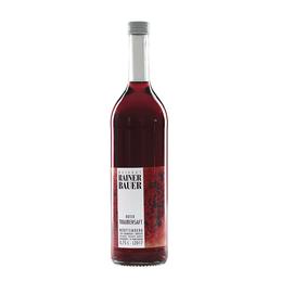 Weingut Rainer Bauer - Roter Traubensaft