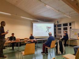 1. Bürgerwerkstatt Interkommunales Verkehrskonzept in Mühlenbeck am 02.09.2020