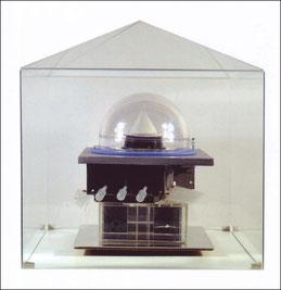 Laborhaus, geschützt II, 2001.