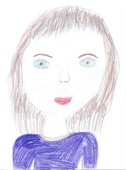 gezeichnet von Luise