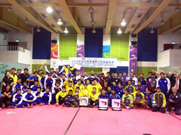 2012台湾での親善大会