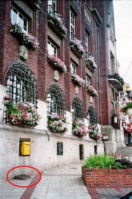 L'Hôtel de Ville de Montdidier- Ph: Jackie Bondrole