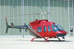 Bell 206L Rundflug ab Stuttgart