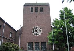 Kirche St. Elisabeth in Duissern