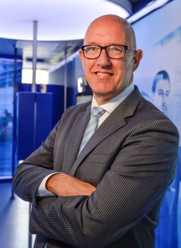 Erik Goedhart is Senior Vice President Aerospace at Kuehne + Nagel