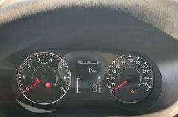750 km zusätzlich