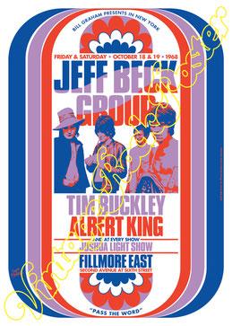jeffbeck, jeff beck, jeff beck group concert, jeff beck poster