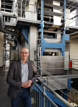 Ewald Hauser, Geschäftsführer