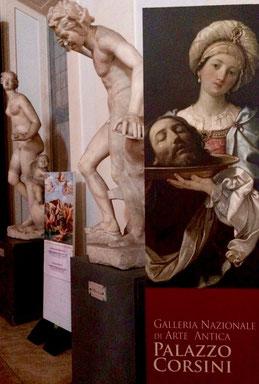 Galleria Nazionale d'Arte Antica in Palazzo Corsini