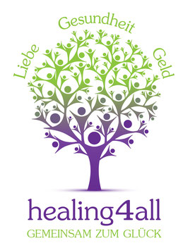 healing4all - gemeinsam zum Glück