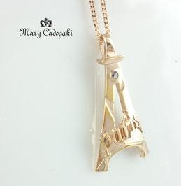 【Mary Cadogaki】パリペンダント