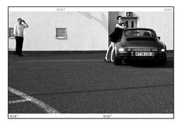Dietmar + Rebecca + Porsche
