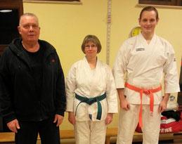 Shiruba-Jiu-Jitsu - Kampfsport für Ältere