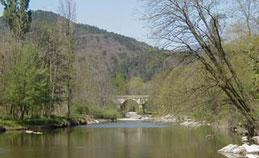 Rivière Le Luech