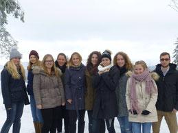 Tourismusstudium mit Praxisbezug: Exkursion in den Hochschwarzwald
