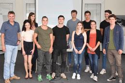 Praxisdialog mit Reini Zitz im Bachelor-Studiengang Sport- und Eventmanagement