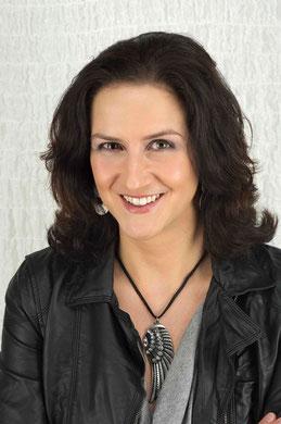 Chrissie Weiss unterrichtet unsere Studenten in Rhetorik